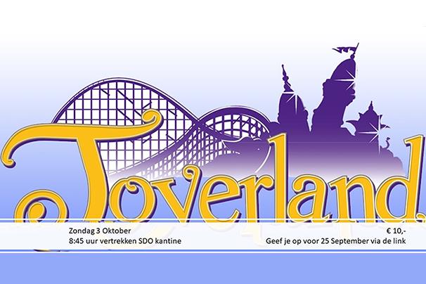 3 oktober – Toverland